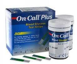 نوار قند خون on call plas ان کال پلاس