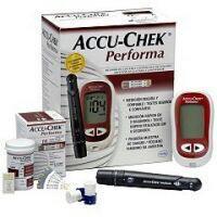 دستگاه قند خون accu-chek performa( اكيوچك پرفرما)