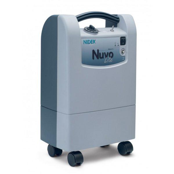 اکسیژن ساز اکسیژن ساز نایدک مدل Nidek Nuvo Liteخانگی