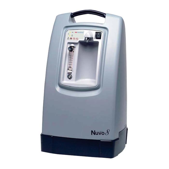 اکسیژن ساز 8 لیتری نایدک آمریکا مدل Nidek Nuvo 8