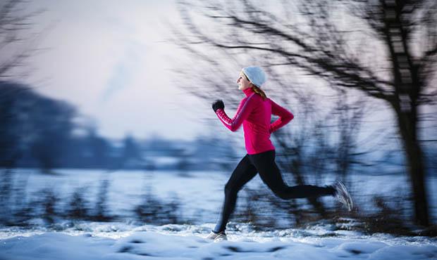 ورزش در زمستان